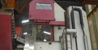 CNC ring parting machine