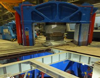 New Vertical Machining Centre