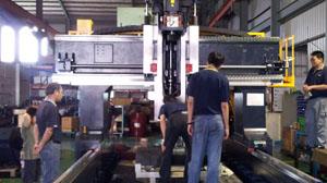 3 Axis Vertical Machining Center