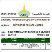 ADCO Registration