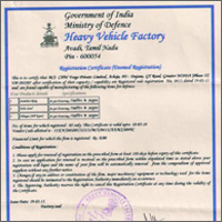 Heavy Vehicle Factory Deemed Registration