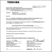 46 Toshiba