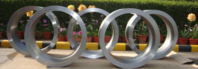 Slew Bearings and Gear Rings
