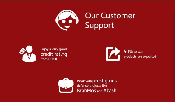 Our Customer Support